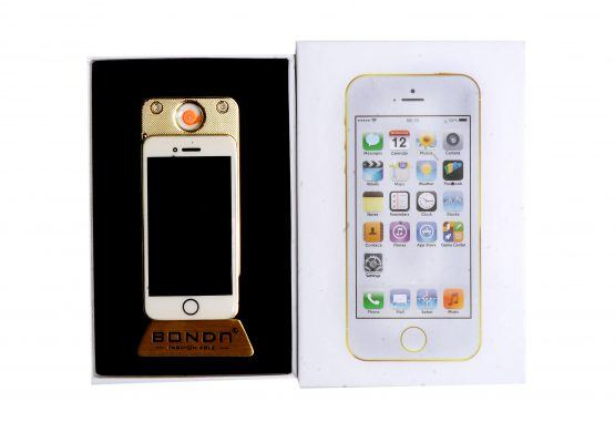 iPhone-Shaped-USB-Rechargeable-Flameless-Lighter