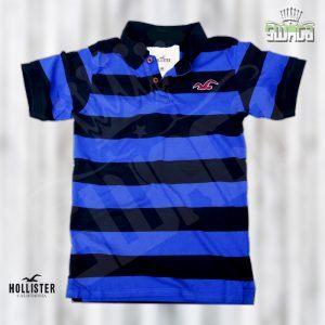 Hollister-Black-Stripe-Polo