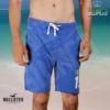 Hollister-Fleece-Logo-Jogger-Shorts