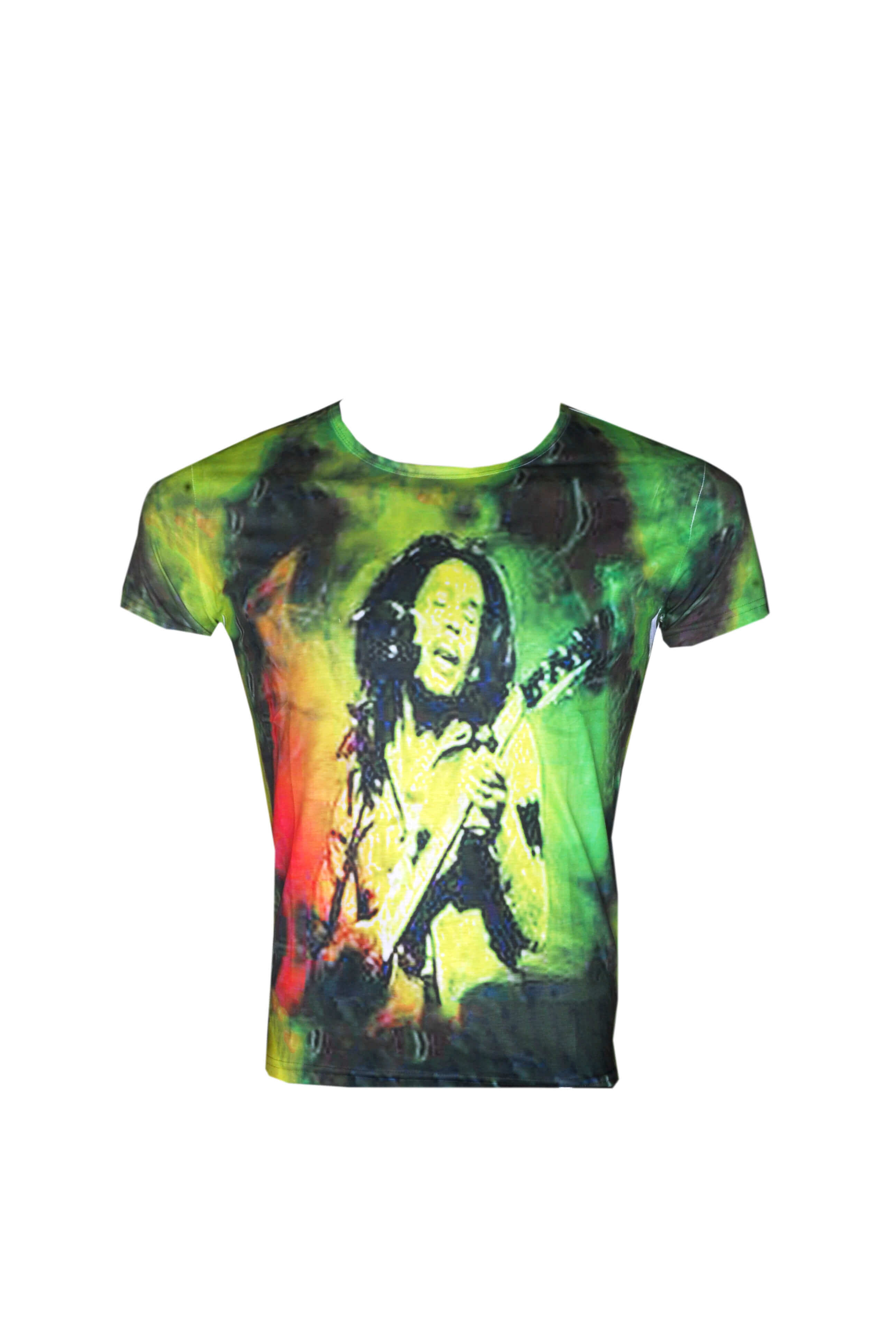 Guitarist-Marley-Graphic-Tee