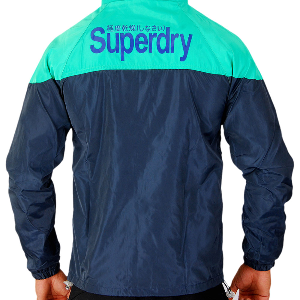 brand new 68149 c5347 SuperDry Sport Tech Jacket